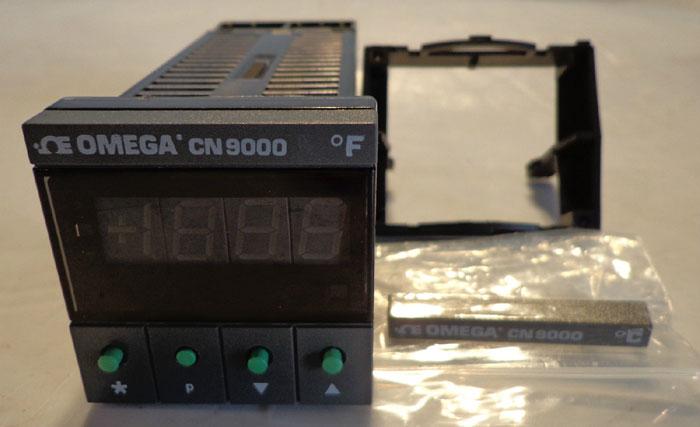 OMEGA CN9000 MICRO PROCESSOR BASED TEMP CONTROLLER