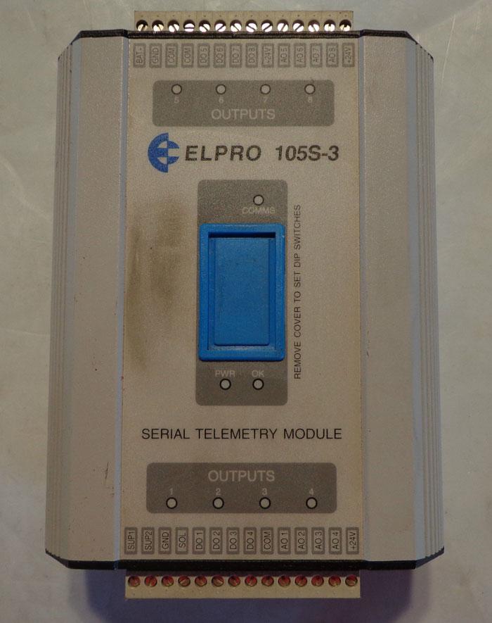 ELPRO 105S-3 SERIAL TELEMETRY MODULE