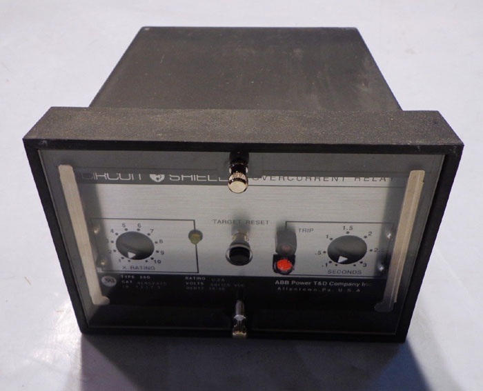 ABB OVERCURRENT RELAY TYPE 50D
