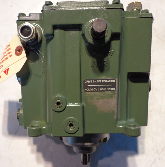 WOODWARD GOVERNOR SPEED CONTROLLER A8516-039, 4000 RPM