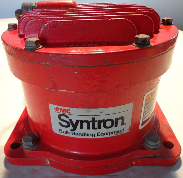 FMC SYNTRON MAGNETIC VIBRATOR - V85-C1 w/ FMC SYNTRON MAGNETIC FEEDER - F-212B