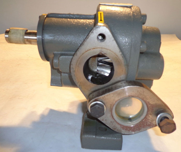 POMPE CUCCHI ROTARY GEAR PUMP - TYPE: BG100/G0CD000, SPEC: RP0053550200
