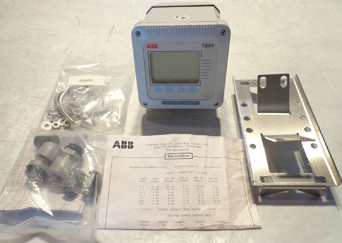 ABB PH ANALYZER - TB84