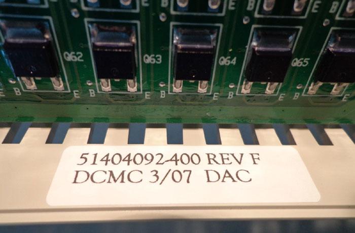 HONEYWELL DIGITAL OUTPUT 32 CHANNEL 80363975-150 PWA, HD IOP HPM D/O CC
