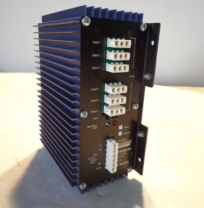 FOXBORO POWER SUPPLY FPS400-24 (PO922YU)