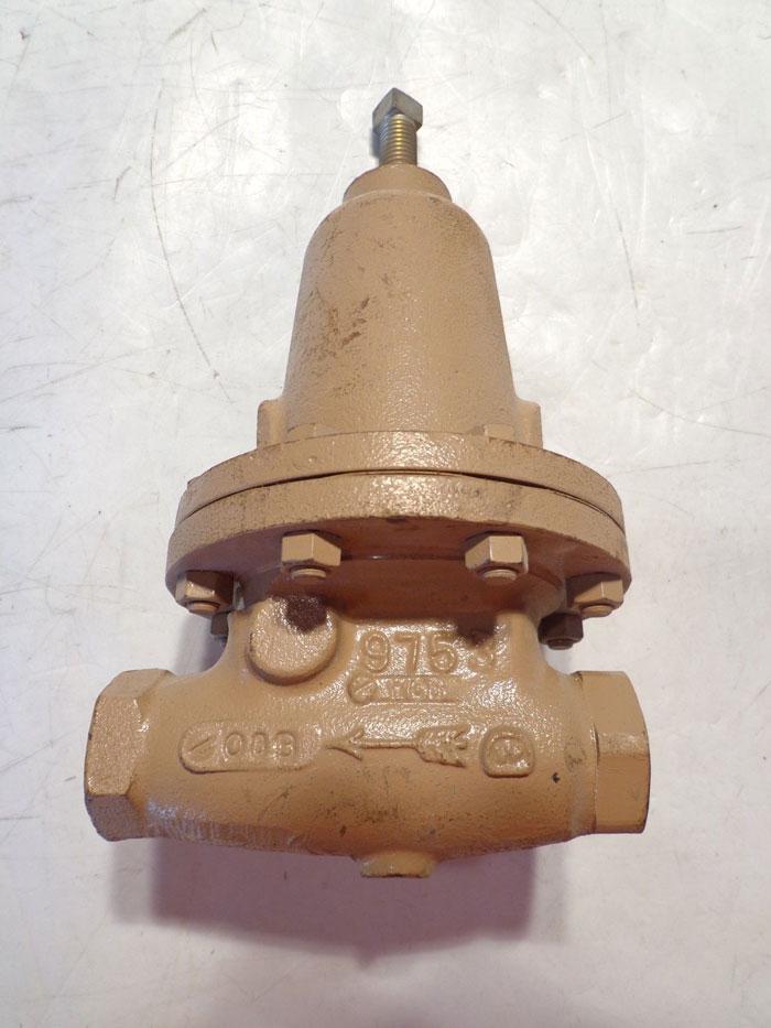 CASHCO PRESSURE REDUCING REGULATOR - TYPE: 1000HP-4
