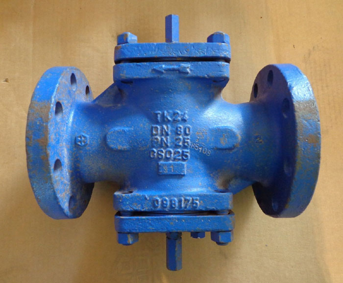 GESTRA DUO SUPER STEAM TRAP TK24