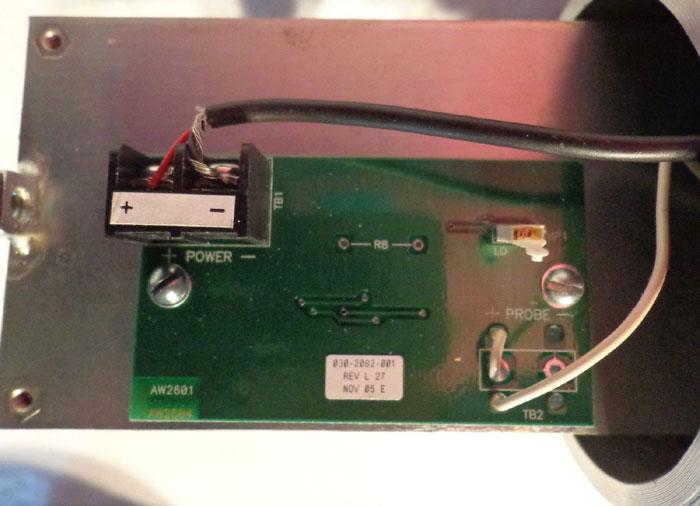 MAGNETROL LEVEL CONTROL - MODEL: X080-8012-302/8AA-6A1A-006
