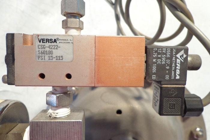 WELKER VANISHING CHAMBER SAMPLER GSS-4