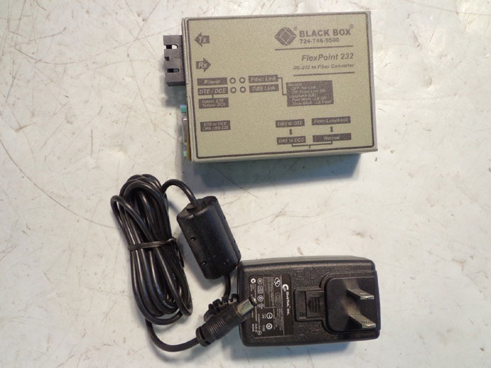 BLACK BOX 724746-5500 FLEXPOINT 232  - MODEL# ME660A-MSC