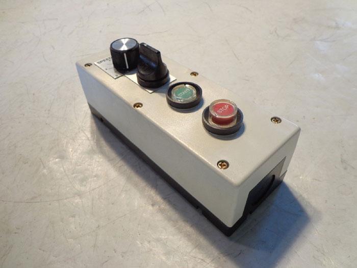 RELIANCE ELECTRIC RUN/JOG SWITCH 49869-20A