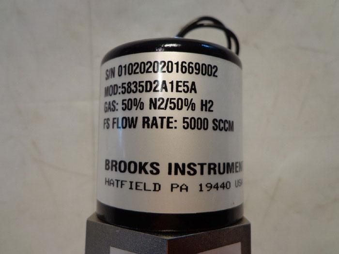 BROOKS INSTRUMENT GAS VALVE - 5835D2A1E5A