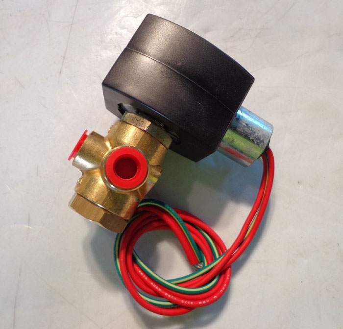 ASCO RED HAT SOLENOID VALVES EF8003G1