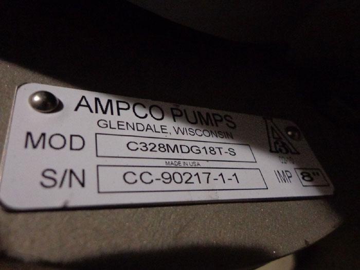AMPCO PUMP C328MDG18T-S