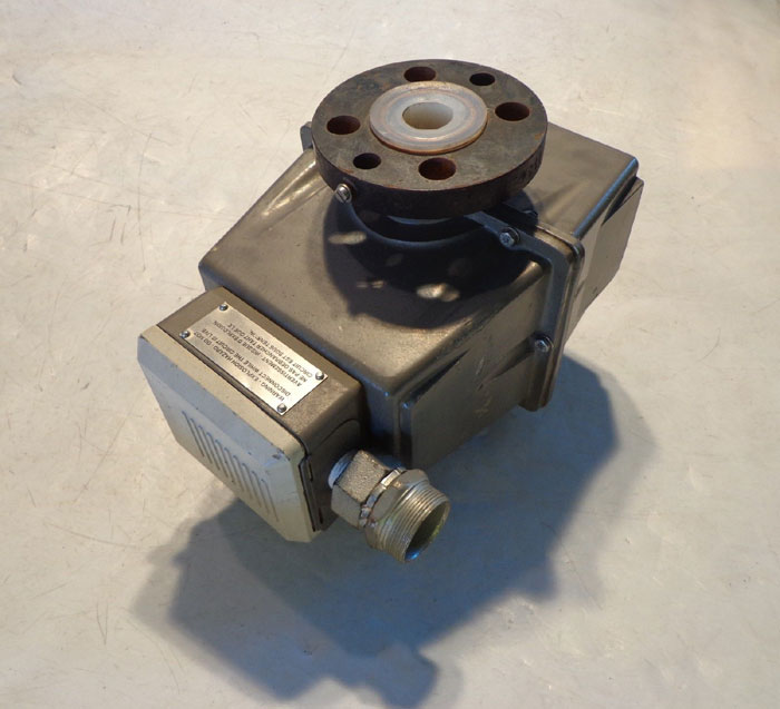 "ABB ELECTRO MAGNETIC FLOW METER  MAG MASTER MFE 1""  150#"