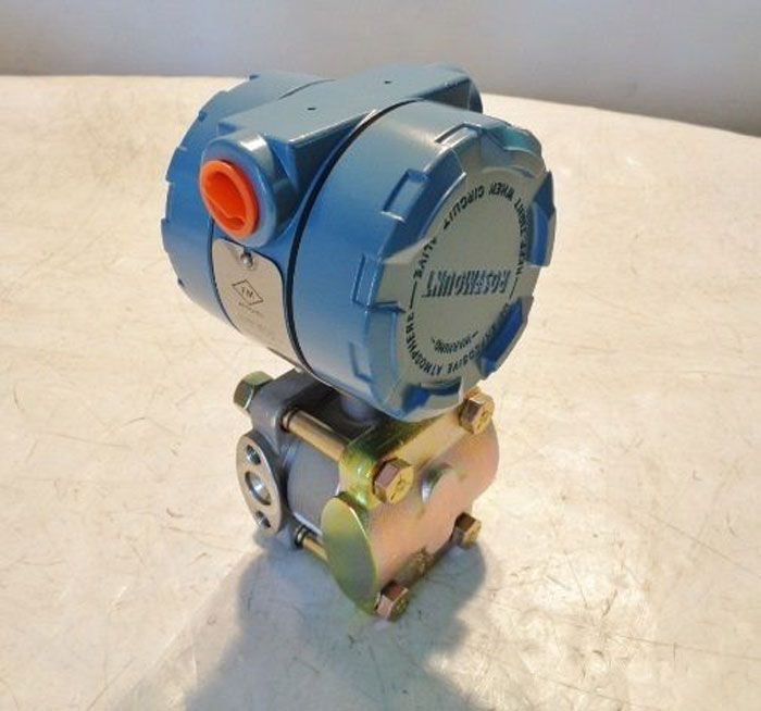 ROSEMOUNT PRESSURE TRANSMITTER 1151GP7E22