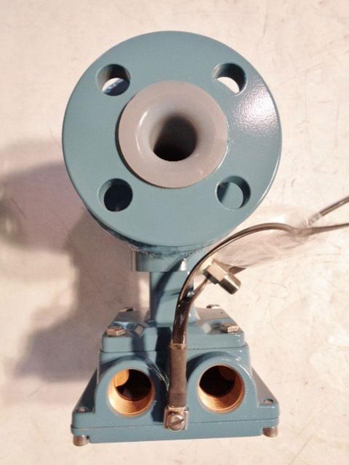 ROSEMOUNT MAGNETIC FLOW TUBE 8705FSA010S1W1N5G1