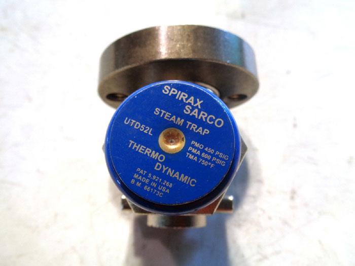 SPIRAX SARCO THERMODYNAMIC STEAM TRAP COOL BLUE UTD52L