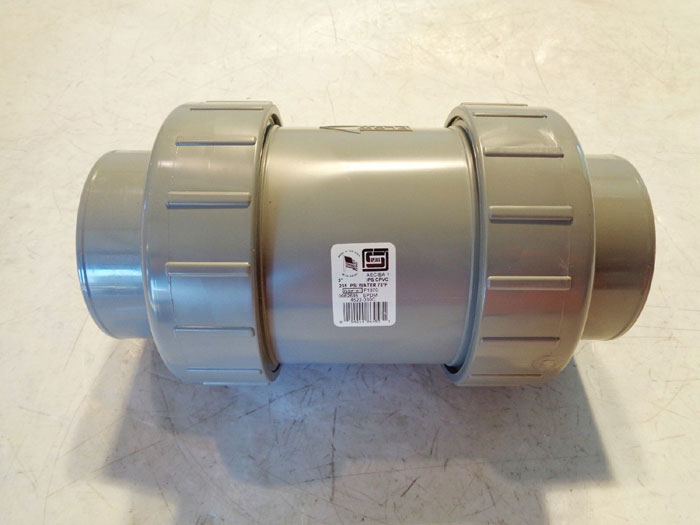 "SPEARS 3"" TRUE UNION BALL CHECK VALVES TU 2000 IND   4522-030C"