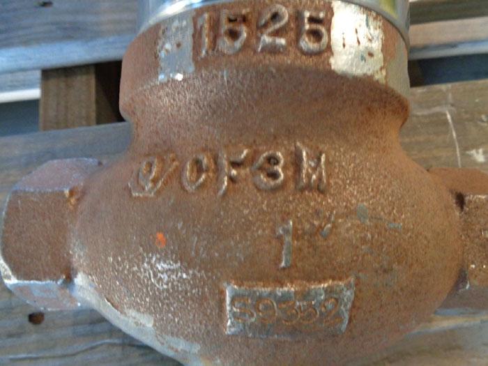 HAMMEL DAHL CONTROL VALVE 810DNF62AAXW8-JD201