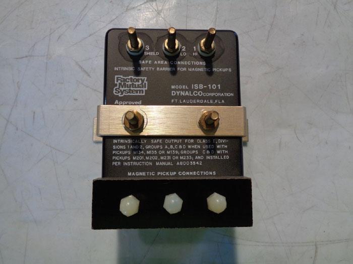 DYNALCO CORPORATION MAGNETIC PICKUP SPEED SENSOR ISB-101