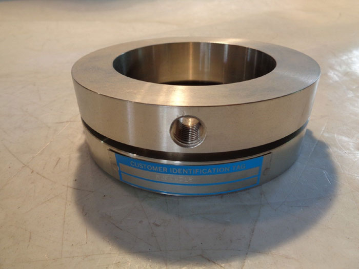 "CONTINENTAL DISC CORP. RUPTURE DISC HOLDER 3""  150#"