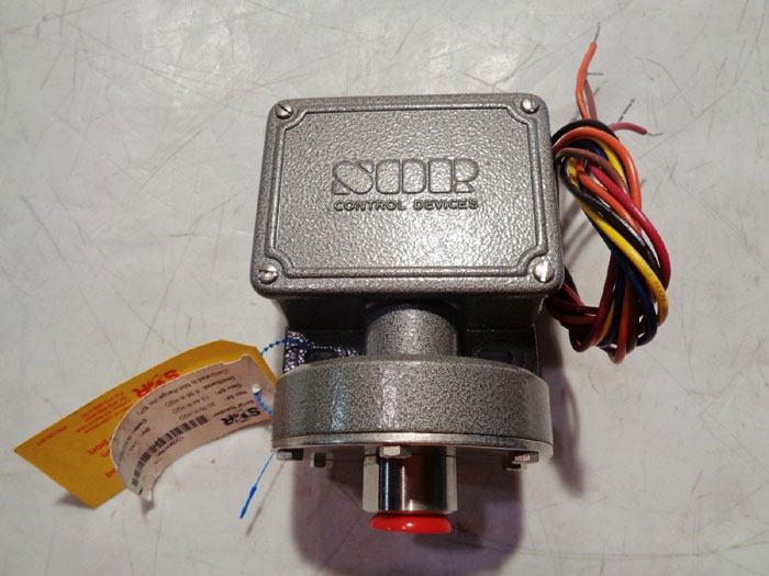 SOR PRESSURE CONTROL SWITCH 12NN-KK614-M4-C2A