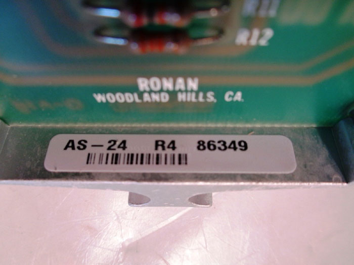 LOT OF (11) RONAN FLASHER MODULE AS-24, FHD24 & AMETEK LOOP ISOLATOR SC2302-1