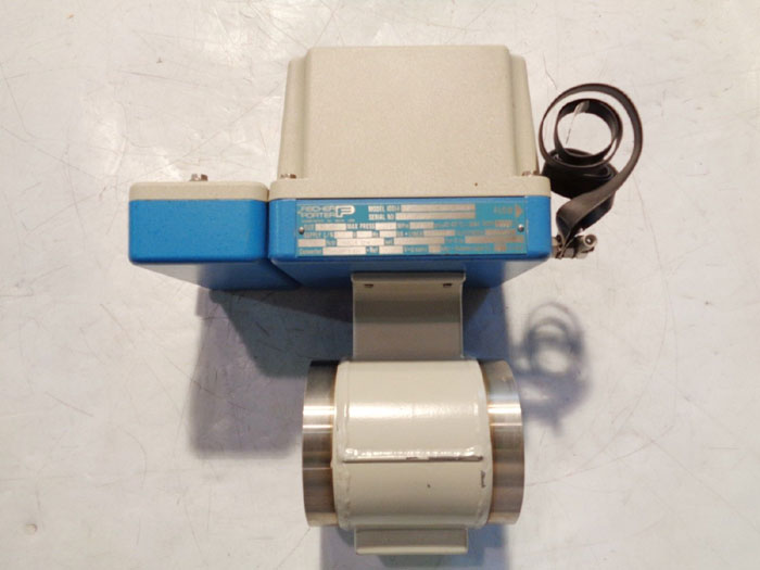 FISCHER PORTER MAGNETIC FLOW METER 77NH12PA19AY12A1122C2