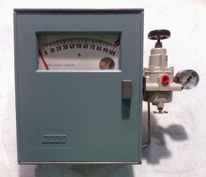 FOXBORO 43AP SERIES PNEUMATIC CONTROLLER 43AP-FA42C/PC-00