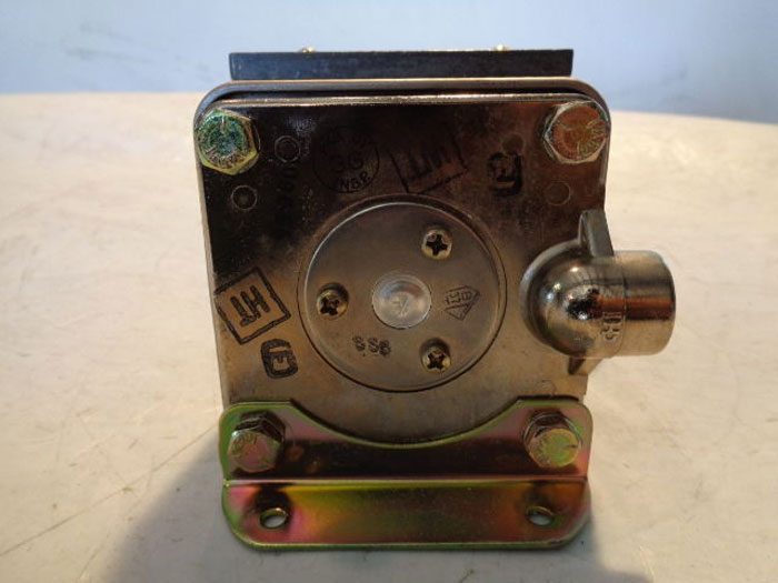 BARKSDALE DIALMATIC PRESSURE SWITCH CDPD1H-H18SS
