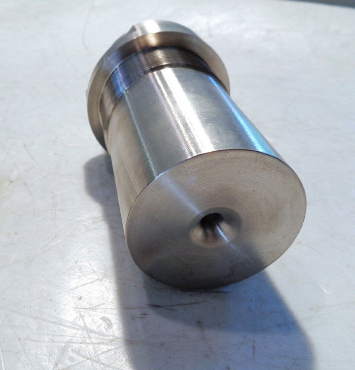 SCHUTTE & KOERTING STAINLESS NOZZLE 2""