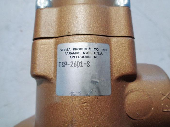 VERSA 3-WAY BRASS VALVE TSP-2601-S