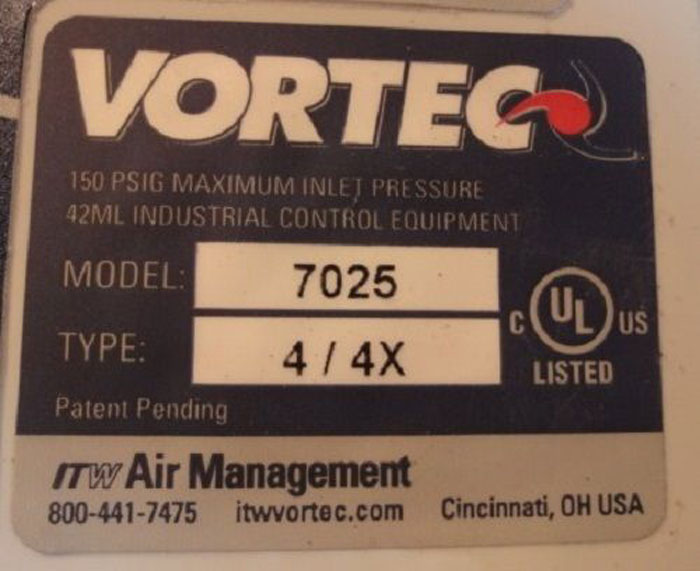 VORTEX A/C w/ COLD AIR DUCT KIT