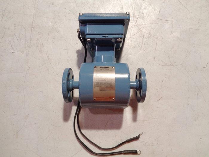 ROSEMOUNT MAGNETIC FLOW TUBE 8705FSA005C1W1NO