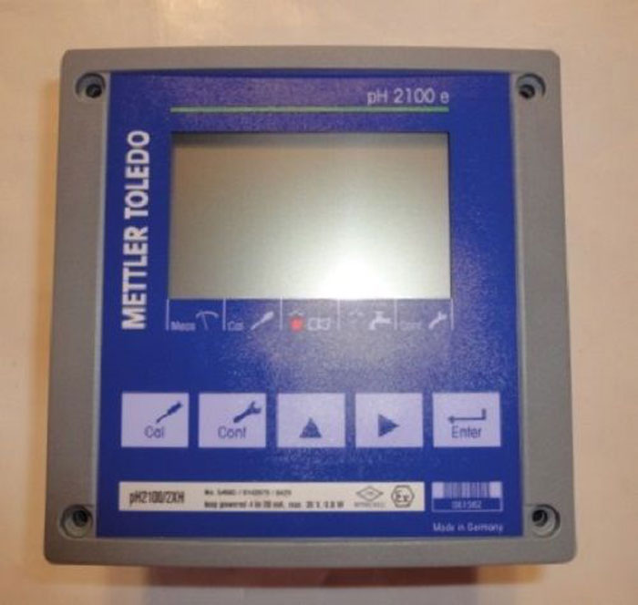 METTLER TOLEDO TRANSMITTER PH2100E
