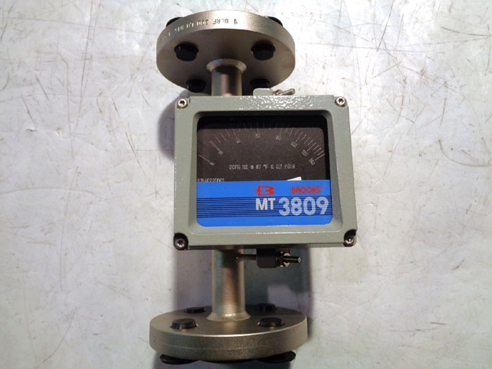 "BROOKS MT3809 1"" 300# VARIABLE AREA FLOW METER 3809EBACBDAA1A1"