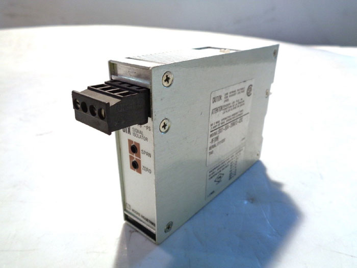 MOORE SIX SIGNAL ISOLATOR
