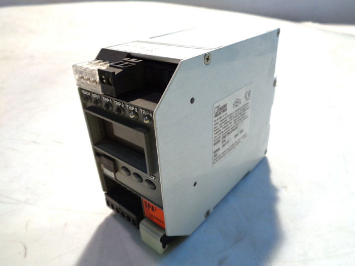 MOORE SPA2 SITE PROGRAMMABLE ALARM SPA2/TPRG/2PRG/UAC [DIN]