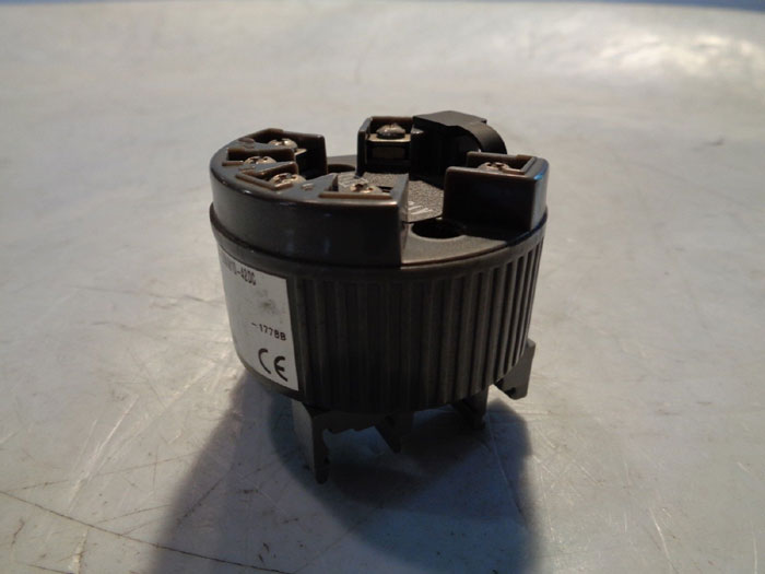 MOORE CURRENT ISOLATOR HOCKEY PUCK HOUSING SIY/PRG/4-20MA/10-42DC [HPPDN]