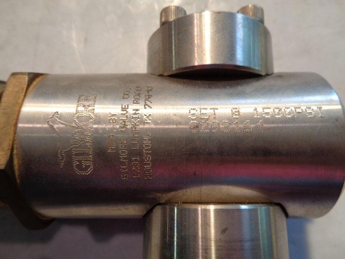 GILMORE SHEAR VALVE 25014-1