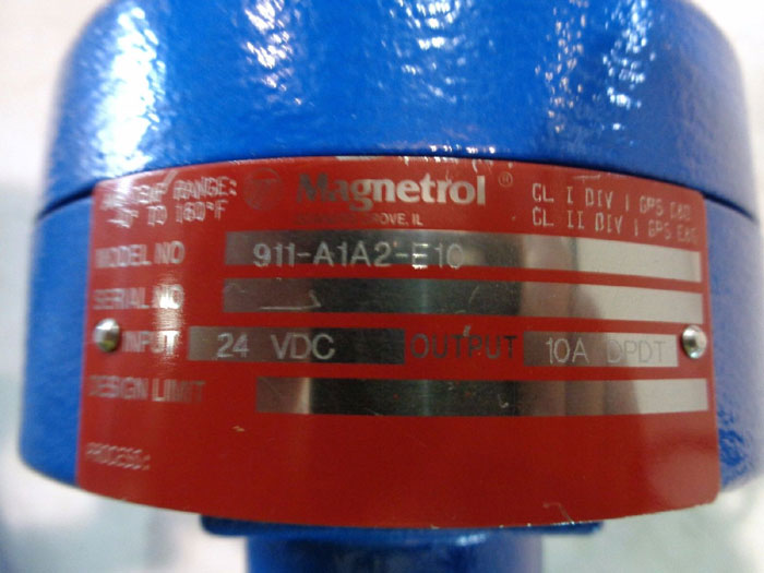 MAGNETROL ECHOTEL AMPLIFIER 911-A1A2-E10