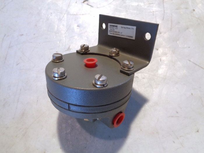 SIEMENS BOOSTER RELAY 61F