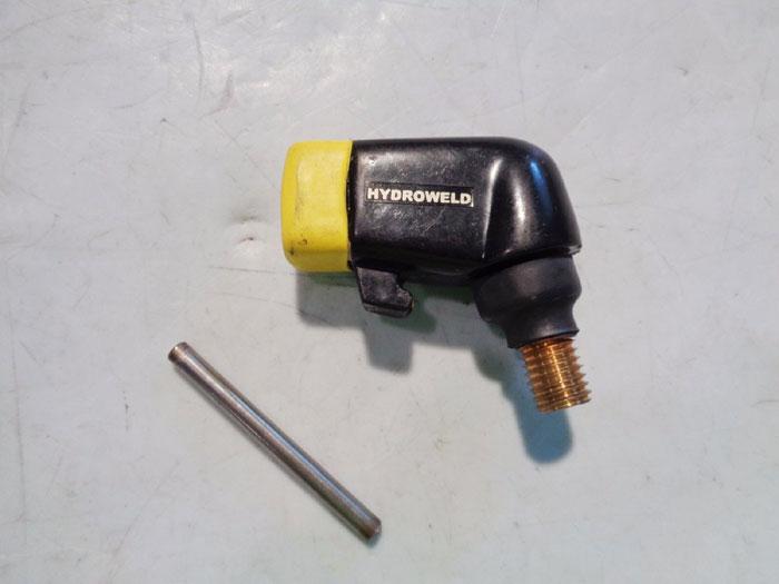 LOT OF (10) HYDROWELD EH400 WET WELDING ELECTRODE HOLDER