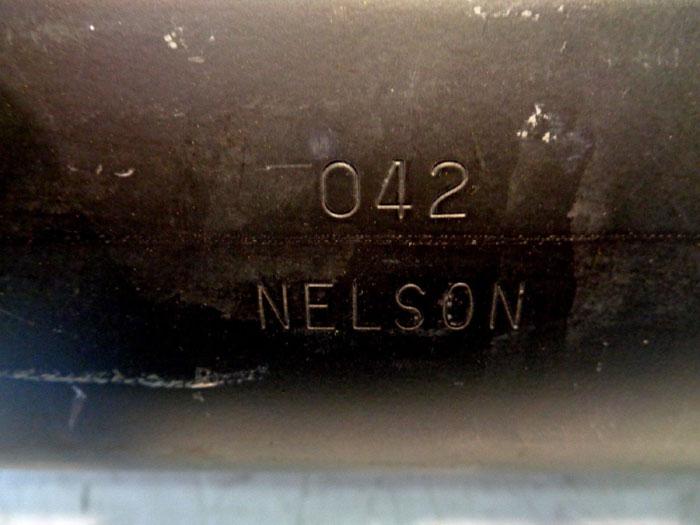 LOT OF (16) NELSON / EMIT TECHNOLOGIES CATALYST / SILENCER HOUSING #042