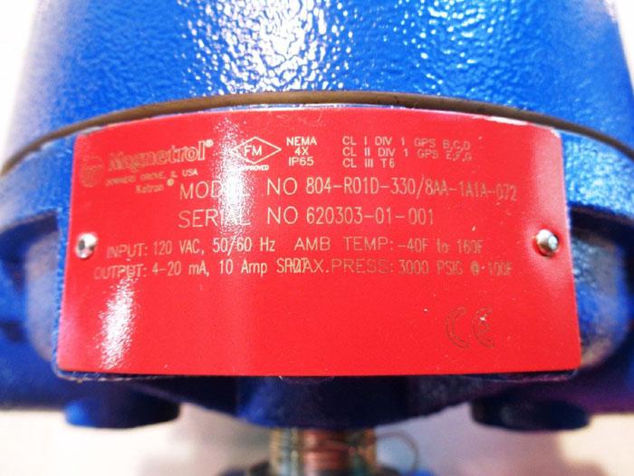 MAGNETROL KOTRON SENTINEL II RF LEVEL TRANSMITTER 804-R01D-330/8AA-1A1A-072