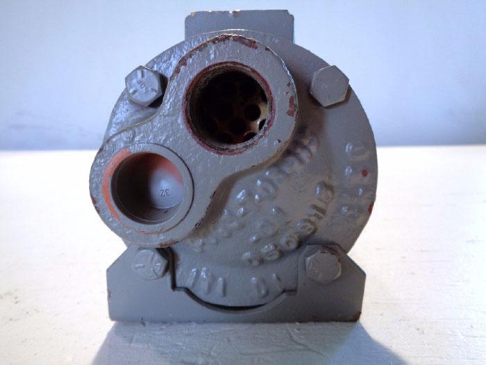 ITT Standard BCF Shell and Tube Heat Exchanger, Copper Tubes, SN503003024006