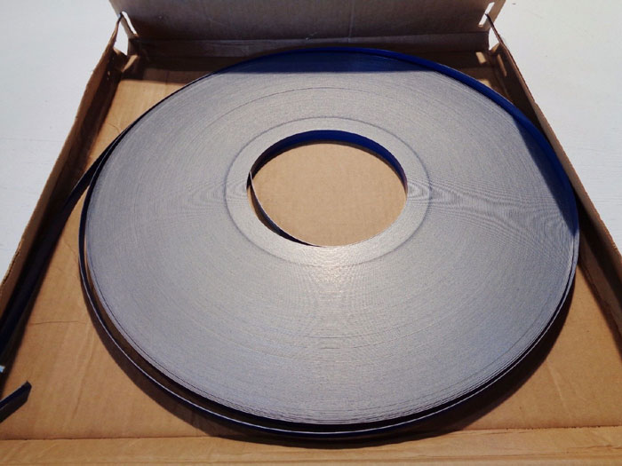 "RPR PRODUCTS ALUMINUM STRAPPING 3/8"" X 1/2"" X 3/4""  .020"