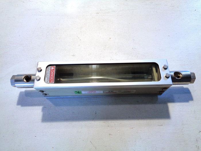 BROOKS GLASS TUBE FULL VIEW FLOWMETER 1110CJ47CEDAA
