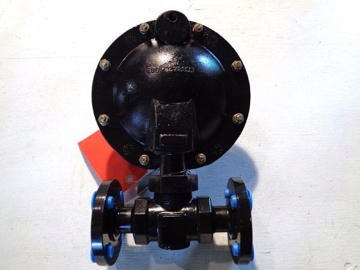 """JORDAN 1"""" 150# GAS BACK PRESSURE REGULATOR # 608"""